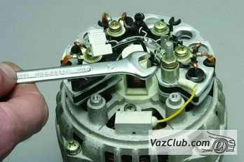 Генератор 2110 ремонт