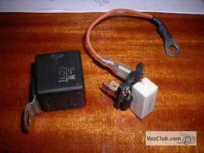 ваз 2107 инжекторная реле зарядки. реле пригон зарядки 2107 ваз инжекторная.
