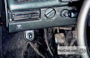Установка электропривода замка багажника Ваз 2114, Ваз 2115, Ваз 2113